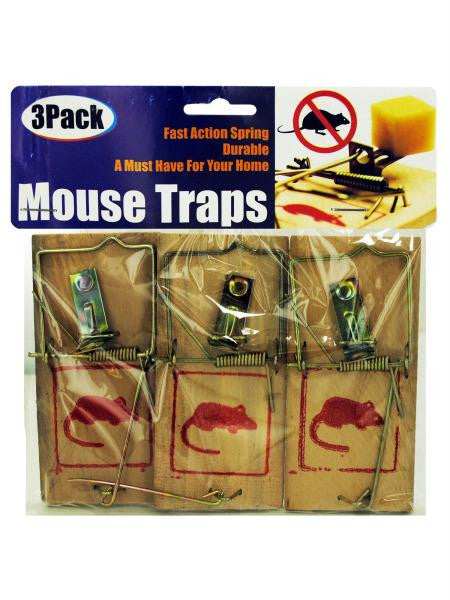 Mouse Traps Set (Available in a pack of 24)