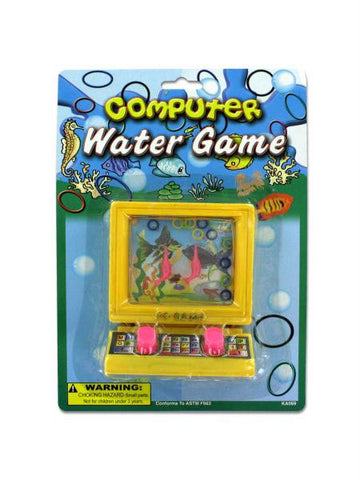Computer Water Game (Available in a pack of 24)