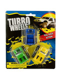 Pull Back Turbo Trucks (Available in a pack of 24)