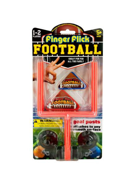 Finger Flick Football Game (Available in a pack of 12)