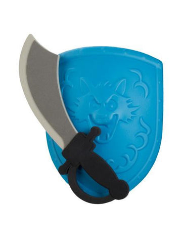 Foam Sword & Shield Set (Available in a pack of 16)