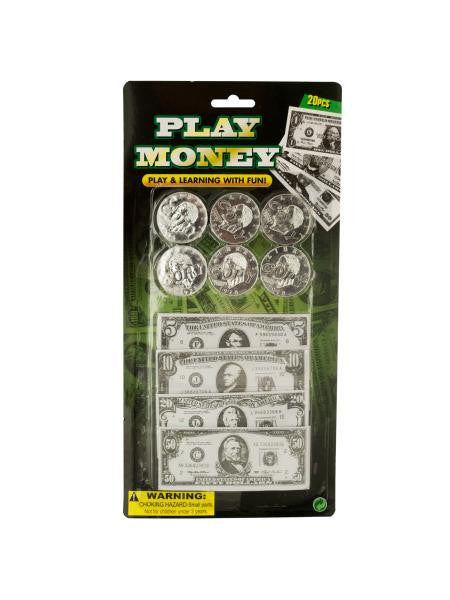 Play Money Set (Available in a pack of 24)