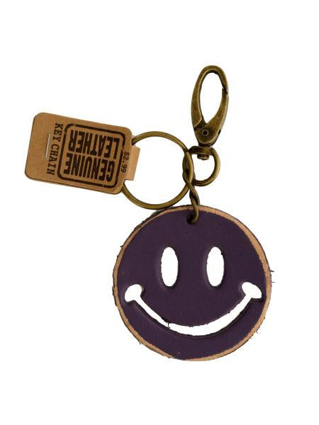 Leather 70s Novelty Keychains (Available in a pack of 20)