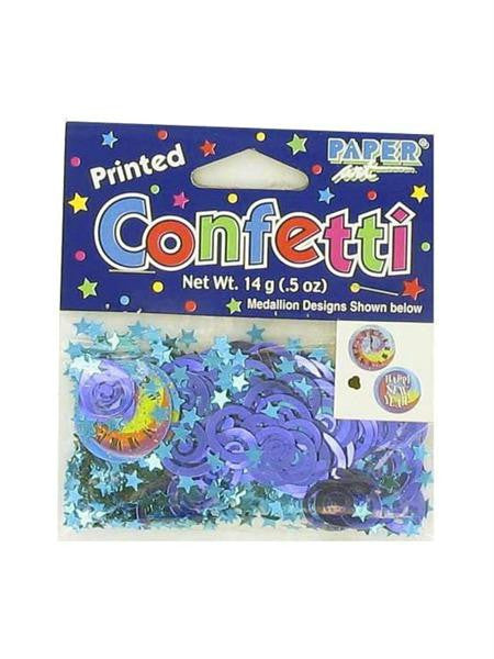 Final Countdown Confetti (Available in a pack of 36)