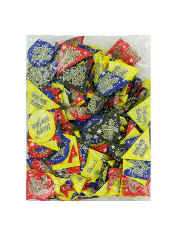 New Year confetti (Available in a pack of 24)