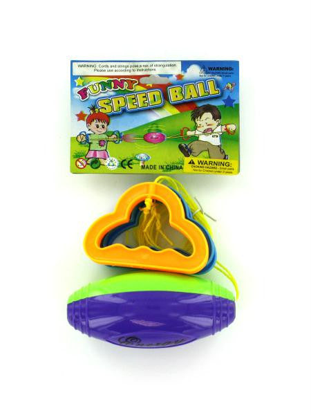 Energetic Speed Ball Game (Available in a pack of 12)