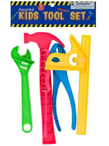 Kids' Tool Play Set (Available in a pack of 12)