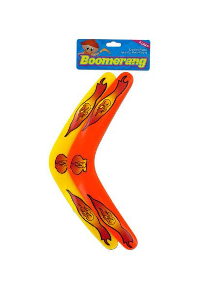 Toy Boomerangs (Available in a pack of 12)