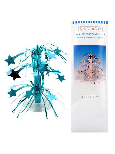 Blue Cascading Centerpiece (Available in a pack of 24)