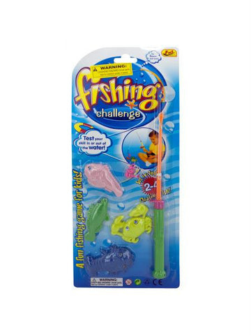 Magnetic Toy Fishing Game (Available in a pack of 12)