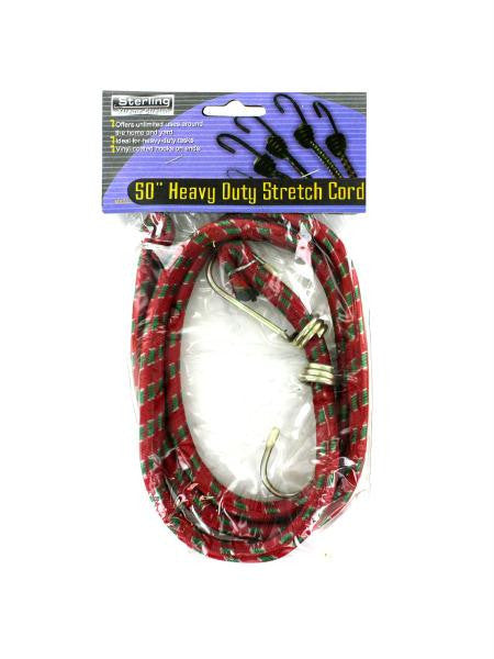 Heavy Duty Stretch Cord (Available in a pack of 24)