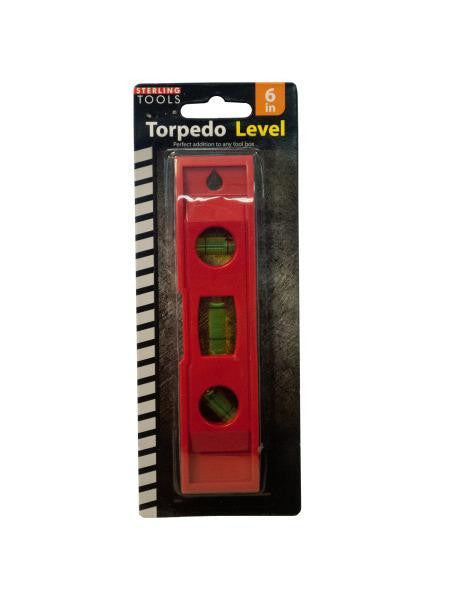 Torpedo Level (Available in a pack of 24)