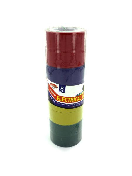 Colored Electrical Tape (Available in a pack of 25)