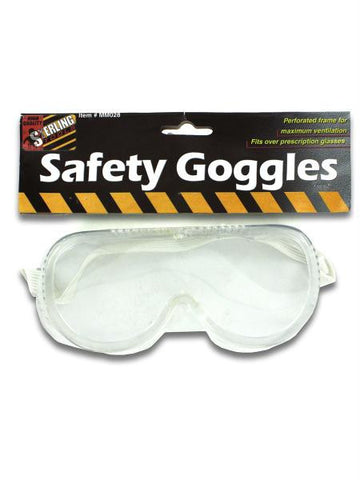 Safety Goggles (Available in a pack of 24)