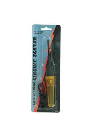Low-Voltage Circuit Tester (Available in a pack of 25)