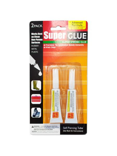 Super glue value pack (Available in a pack of 24)