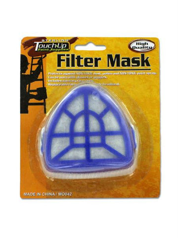 Multi-Purpose Filter Mask (Available in a pack of 24)