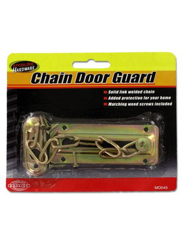 Chain Door Guard with Screws (Available in a pack of 24)