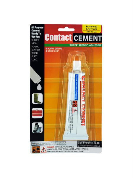 Contact Cement (Available in a pack of 24)