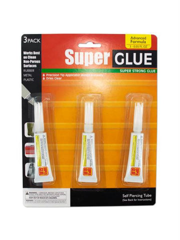 Super Glue (Available in a pack of 24)