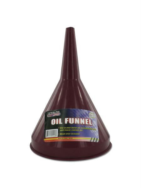 Oil Funnel (Available in a pack of 24)