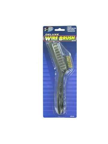 Multi-Purpose Wire Brush Set (Available in a pack of 24)