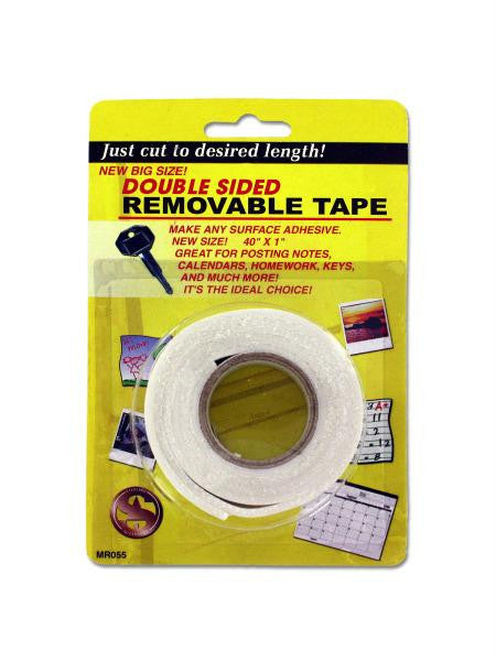 Double-Sided Foam Tape (Available in a pack of 36)
