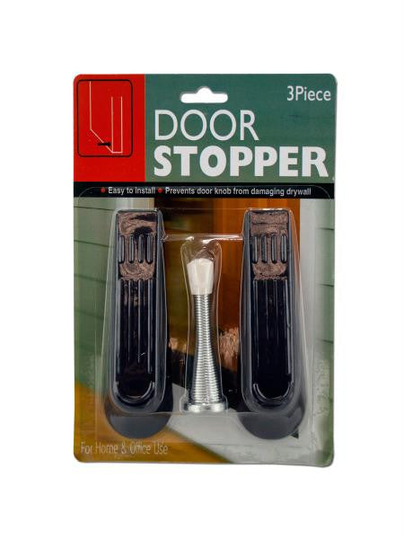 Door Stoppers (Available in a pack of 36)