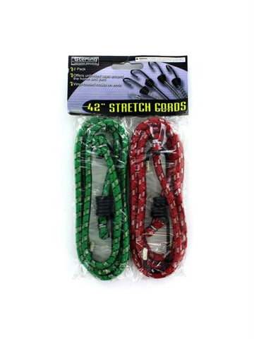 Elastic Stretch Cord Set (Available in a pack of 24)