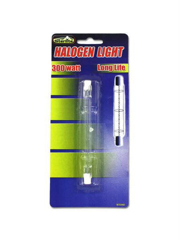 300 Watt Halogen Light Bulb (Available in a pack of 24)