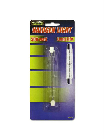 500 Watt Halogen Light Bulb (Available in a pack of 24)