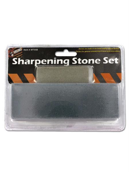 Sharpening Stone Set (Available in a pack of 24)