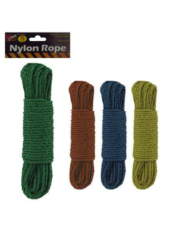 Woven Nylon Rope (Available in a pack of 24)