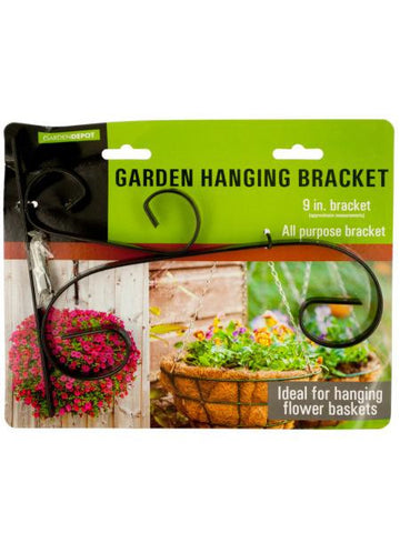 Decorative Metal Garden Hanging Bracket (Available in a pack of 12)