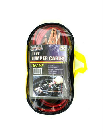Battery Booster Cables (Available in a pack of 1)