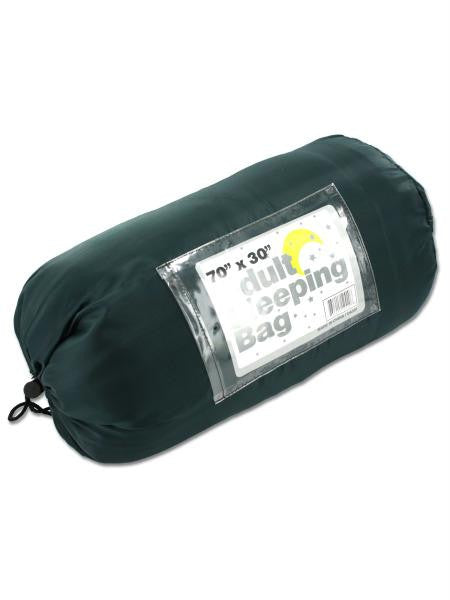 Adult Sleeping Bag (Available in a pack of 1)