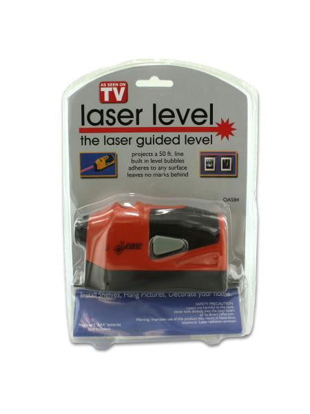 Laser Guided Level (Available in a pack of 6)