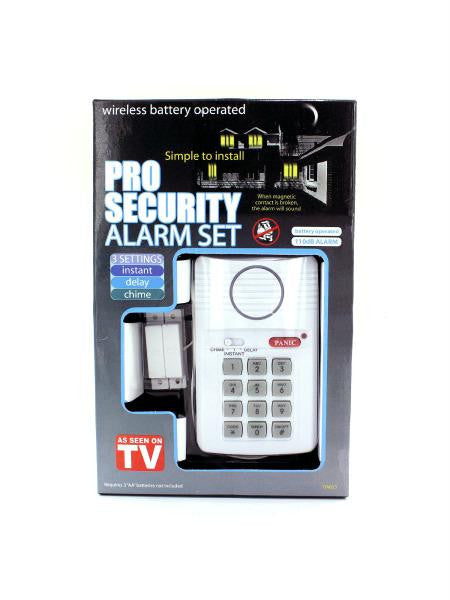 Secure Pro Keypad Alarm System (Available in a pack of 1)