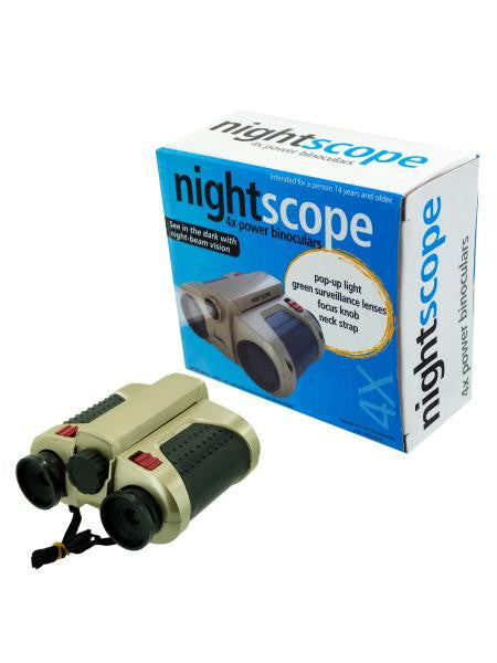 Night Scope Binoculars (Available in a pack of 1)