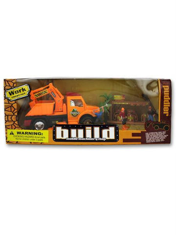 Build-Your-Own Construction Set (Available in a pack of 4)
