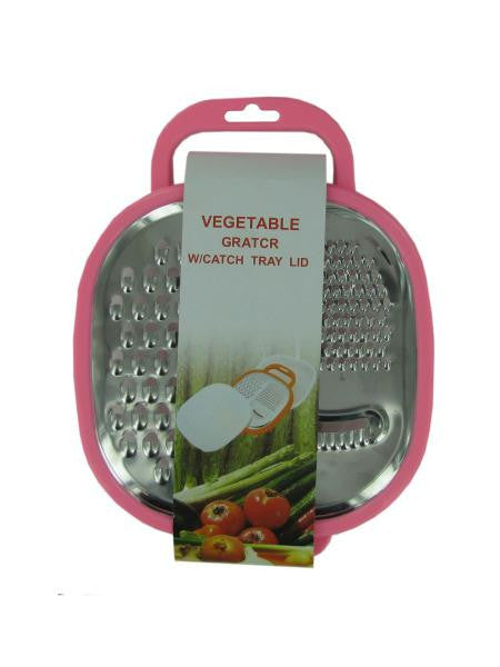 Multi-Grater with Snap-On Catch Tray (Available in a pack of 4)