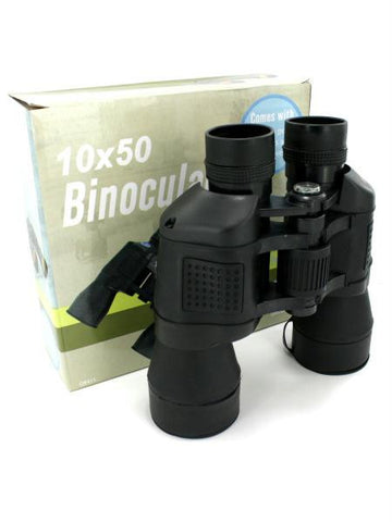 Binoculars with Compass and Pouch (Available in a pack of 1)