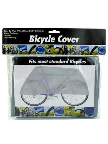 Vinyl Bicycle Cover (Available in a pack of 8)