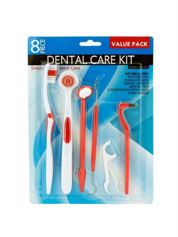 Dental Care Kit (Available in a pack of 6)