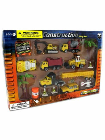 Construction Play Set (Available in a pack of 1)