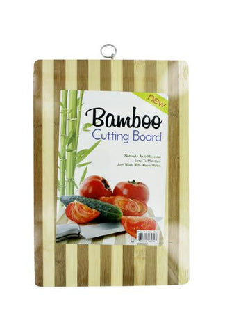 Bamboo Cutting Board (Available in a pack of 4)