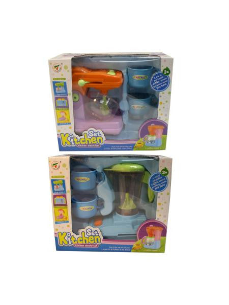Kitchen Mixer and Blender Play Set (Available in a pack of 4)