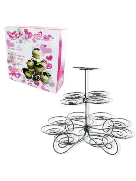 Decorative Cupcake Stand (Available in a pack of 1)