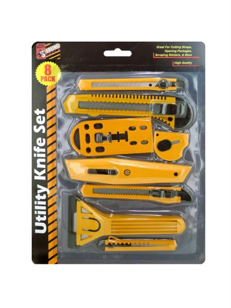 Multi-Purpose Utility Knife Set (Available in a pack of 4)