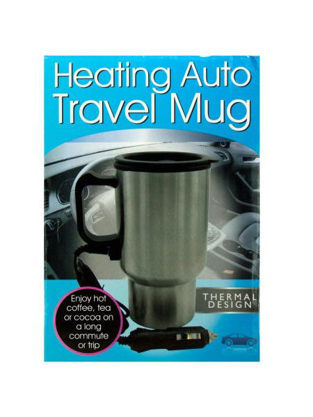 Heating Auto Travel Mug (Available in a pack of 1)